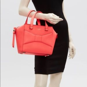Kate Spade small beau satchel